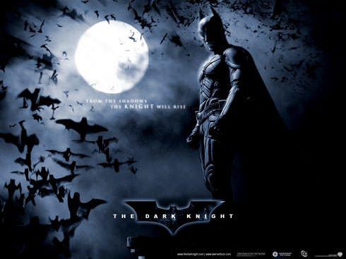 The Dark Knight Teaser Wallpaper