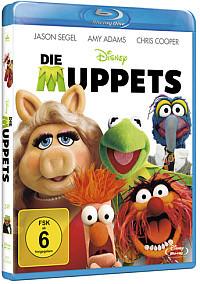 Die Muppets: Veröffentlichungsdatum auf DVD und BluRay: 24. Mai 2012