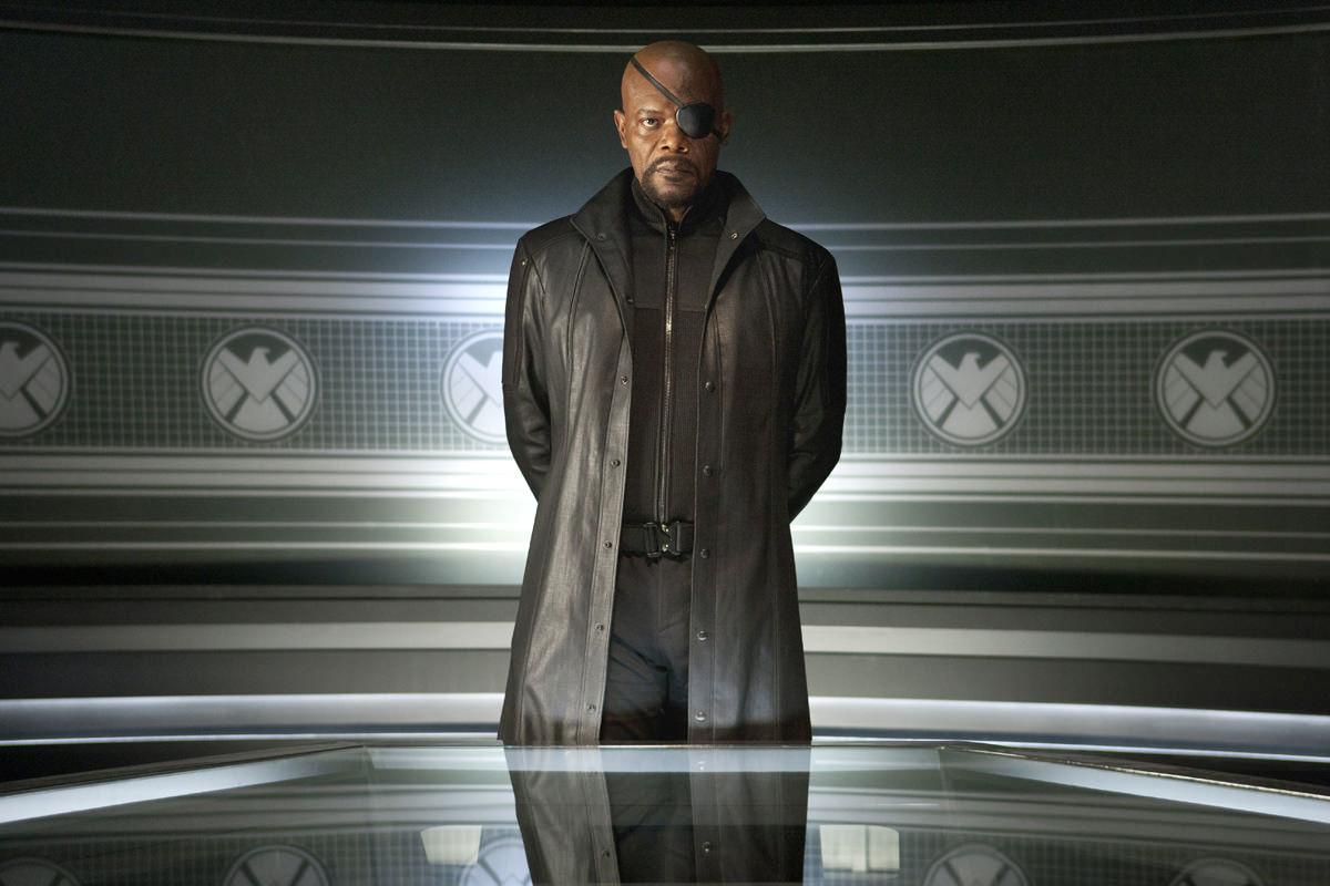Nick Fury (Samuel L. Jackson)