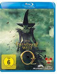 """Die BluRay von """"Die Fantastische Welt von Oz"""""""