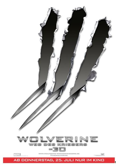 Wolverine Aufkleber