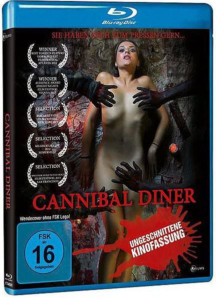 Cannibal Diner Erscheinungstermin: 27. August 2013 FSK: 16
