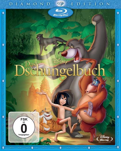 Das Dschungelbuch - Packshot