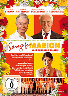 Cover 'Song for Marion'
