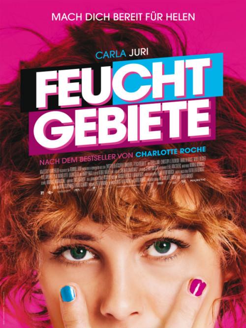 """Filmposter """"Feuchtgebiete"""""""
