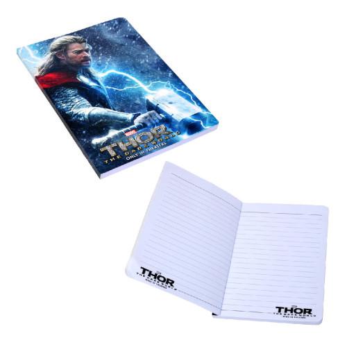 Thor2: Notizbuch