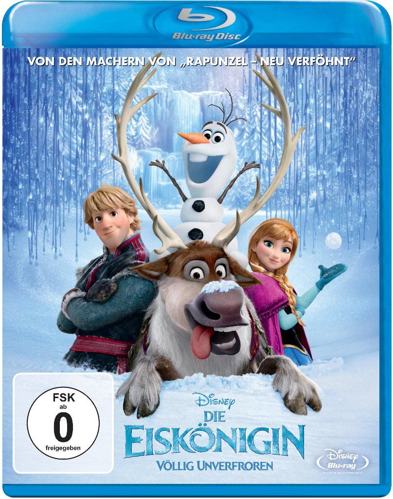 Kinostart: 28.11.2013 DVD-/BluRay-Start: 03.04.2014 FSK: 0 Verleiher: Walt Disney Home Entertainment