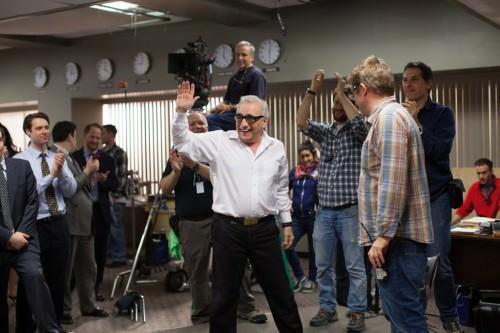 Der Film war gut - berechtigter Applaus for Scorsese © 2014 Universal Pictures Germany