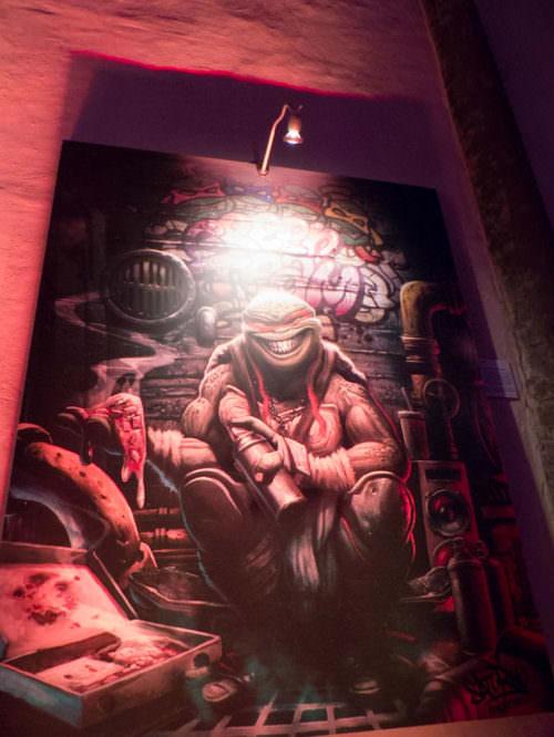 Teenage Mutant Hero Turtles - Underground Event