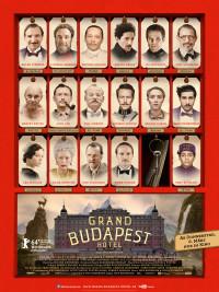 Grand Budapest Hotel - 9 Oscar-Nominierungen, davon 4 gewonnen