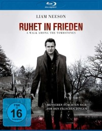 """BluRay Cover """"RUHET IN FRIEDEN - A WALK AMONG THE TOMBSTONES"""""""