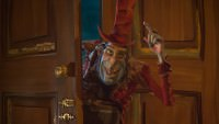Der böse Archibald Snatcher - er führt Böses im Schilde... Bild: Universal Pictures Germany