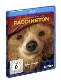 Paddington auf BluRay Seit 04.04.2015 im Handel. Verleih: Studiocanal