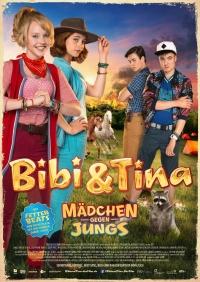 Bibi und Tina - Mädchen gegen Jungs Kinostart: 21.01.2016 Verleih: DCM Filmdistribution