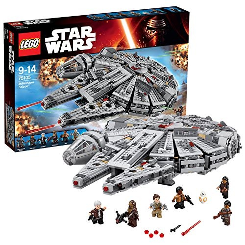 Original Star Wars Millenium Falcon - unser Hauptgewinn