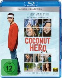 Coconut Hero - BluRay Cover