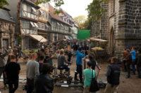 Gedreht wurde unter Anderem in Quedlinburg