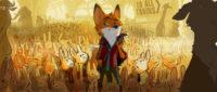 Ein Fuchs unter Hasen? Das kann doch nicht gut gehen - oder?