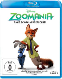 Kinostart: 03.03.2016 DVD-/BluRay-Start: 14.07.2016 Verleih: Walt Disney Home Entertainment