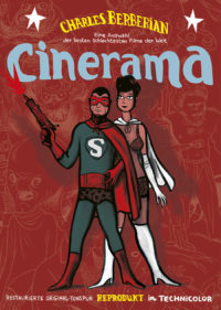 Cinerama Verlag: Reprodukt Info-Seite
