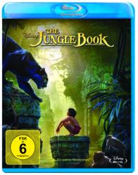 Blu-Ray-Cover von The Jungle Book