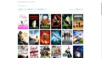 """Die """"Meistgesehen""""-Sektion zeigt die bunte Zusammenstellung: Horror neben Animation neben RomCom."""