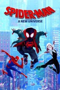 "Filmposter ""Spider-Man: A New Universe"""