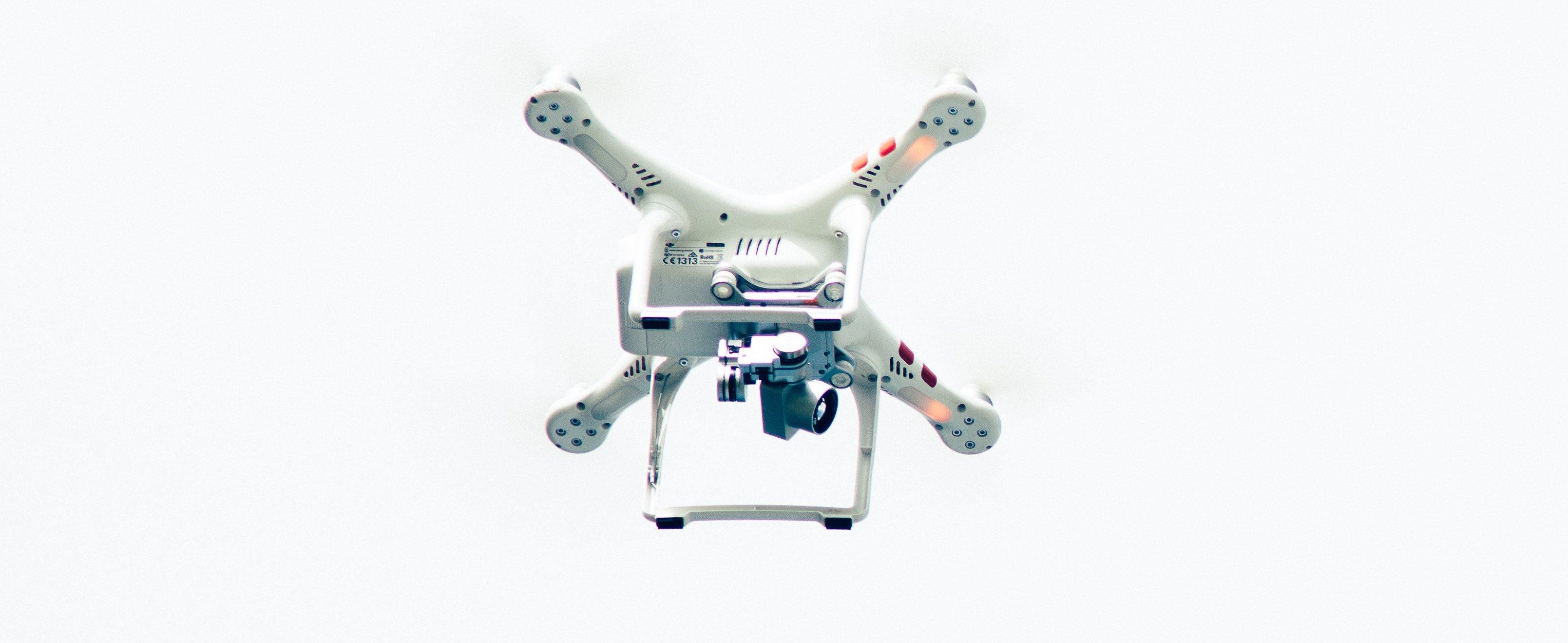 Abbild einer Drohne