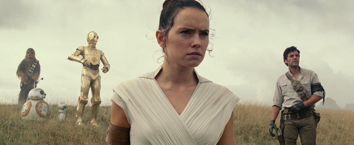 Szenenbild Star Wars 9 - Der Aufstieg Skywalkers