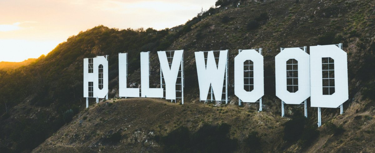 Foto des Hollywood Sign
