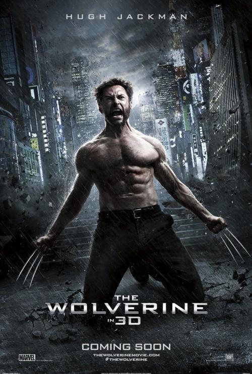 """Filmposter """"Wolverine: Weg des Kriegers"""""""